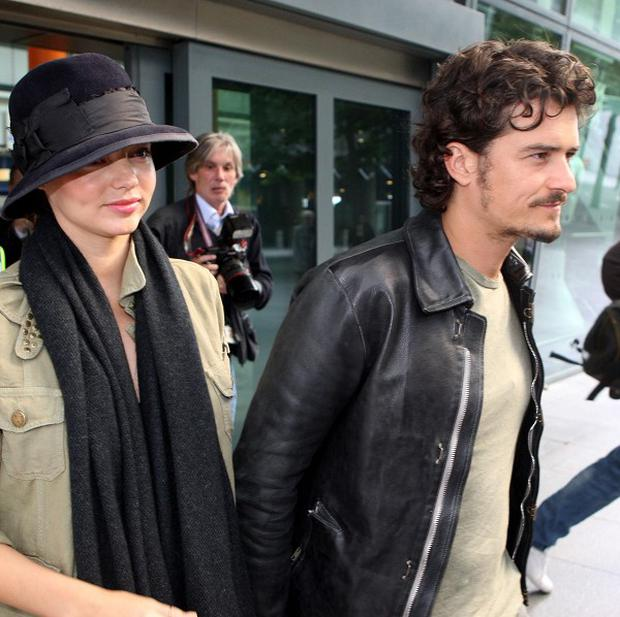 Orlando Bloom and Miranda Kerr have announced their separation