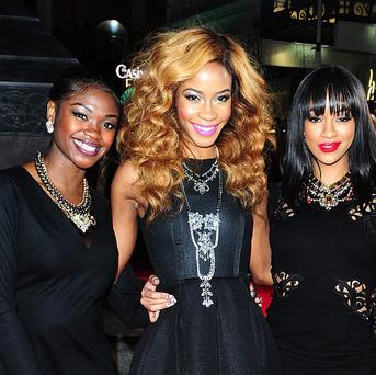 Girl group Miss Dynamix will be singing for survival in Sunday night's X Factor