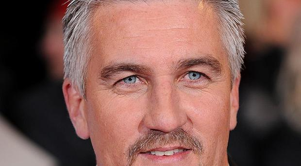 Paul Hollywood lost weight while filming The Great British Bake Off