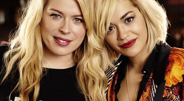 Rita Ora confessed to Amanda de Cadenet she likes to snack on raw onions