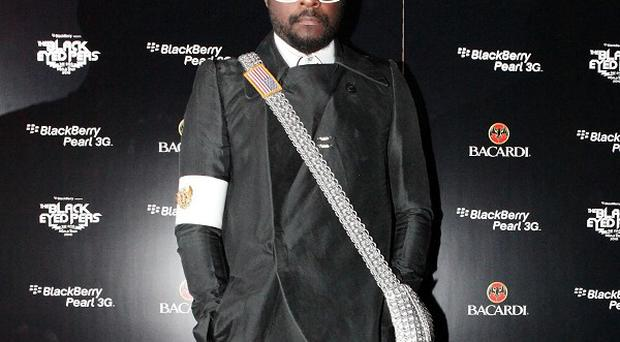 Will.i.am is turning artist at the Barbican