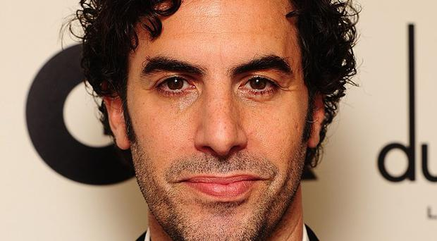 Sacha Baron Cohen is due to play a football hooligan