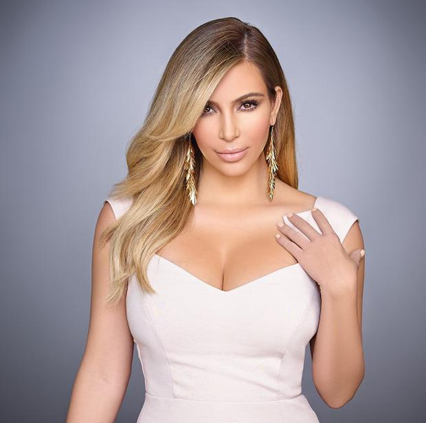 Kim Kardashian and her sisters are launching their jewellery range in the UK