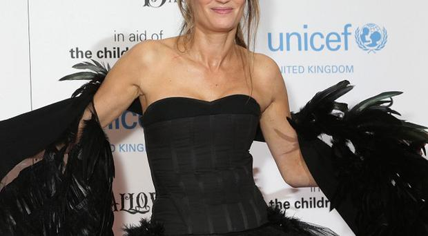 Jemima Khan at the Unicef UK Halloween Ball
