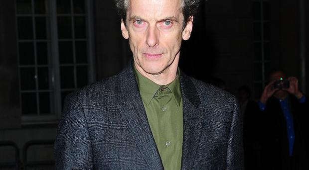 Peter Capaldi will be the 12th Doctor Who
