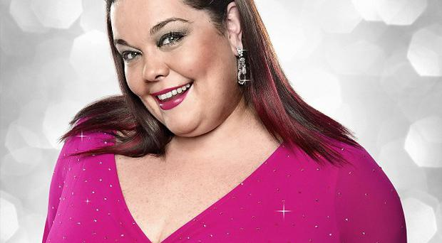 Lisa Riley will host the live Strictly Come Dancing tour in 2014