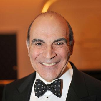 David Suchet says filming his last Poirot was hard