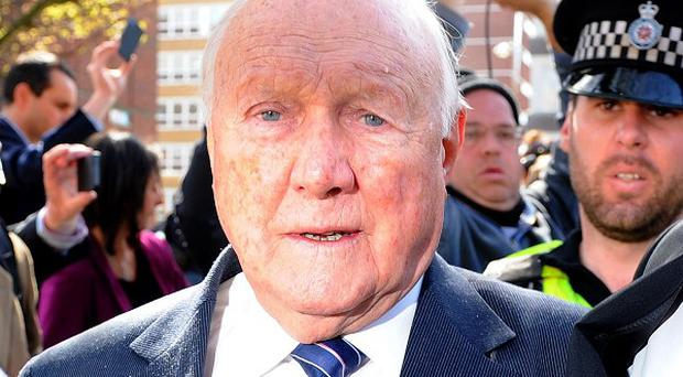 Veteran broadcaster Stuart Hall is now facing rape charges