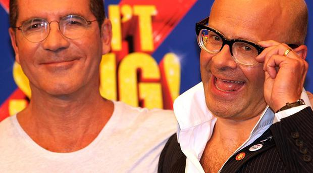 Harry Hill's musical will feature a Simon Cowell-style show boss