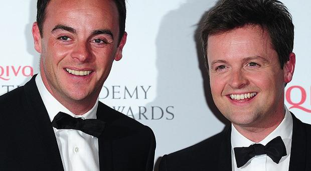 Ant and Dec say they bought each other indentical Christmas presents