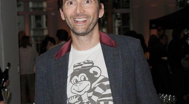 David Tennant says the fans wanted him back for the Doctor Who 50th anniversary episode