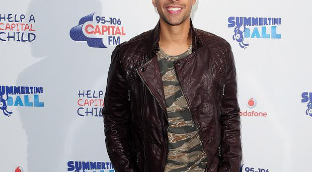 Marvin Humes wanted Simon Cowell's approval before taking his hosting job on The Voice