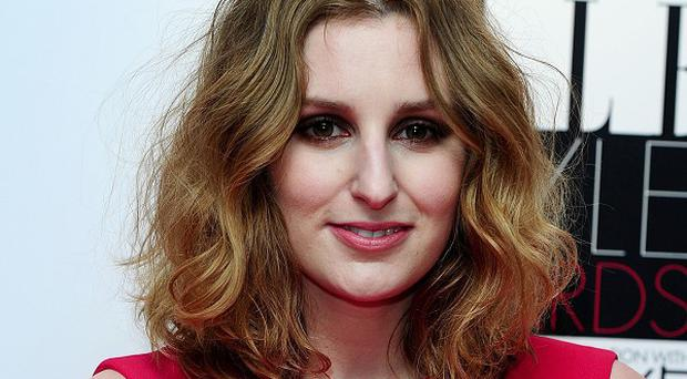 Laura Carmichael likes exploring Lady Edith's rebellious side in Downton Abbey