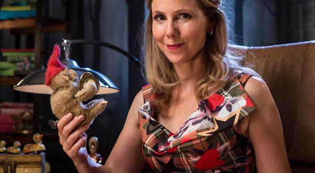 Sally Phillips appears on new show Crackanory