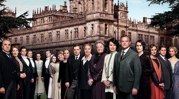 A fifth series of Downton Abbey has been commissioned