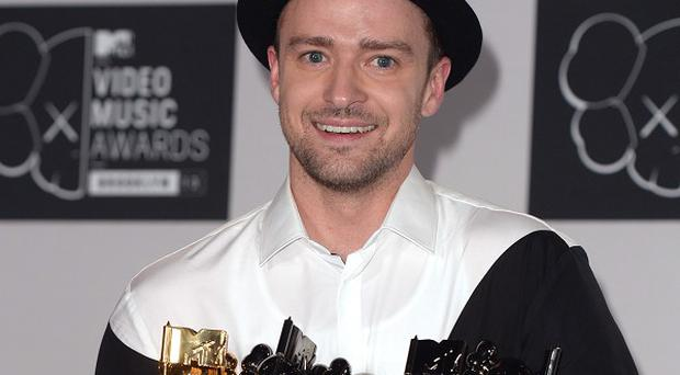 Justin Timberlake would rather be thought of as passionate than cool