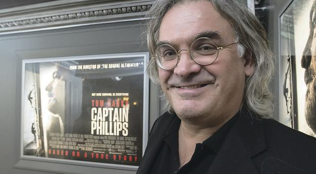 Captain Phillips director Paul Greengrass at a screening of his latest film in the Brunswick Movie Bowl in Londonderry as part of the Foyle Film Festival