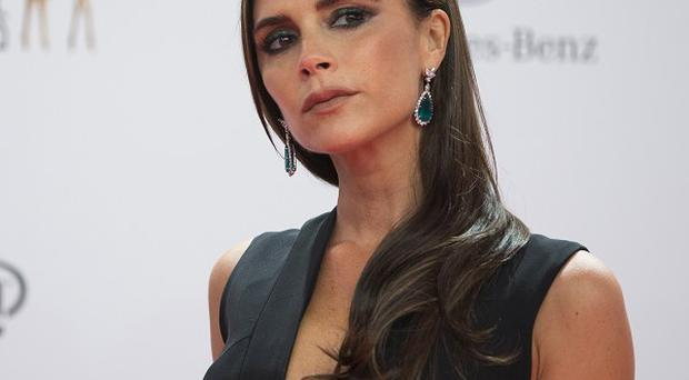 Victoria Beckham was awarded a Bambi for her fashion line