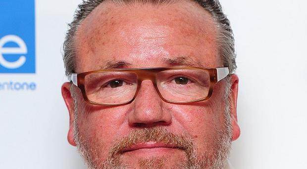 Ray Winstone can't enjoy watching live football any more