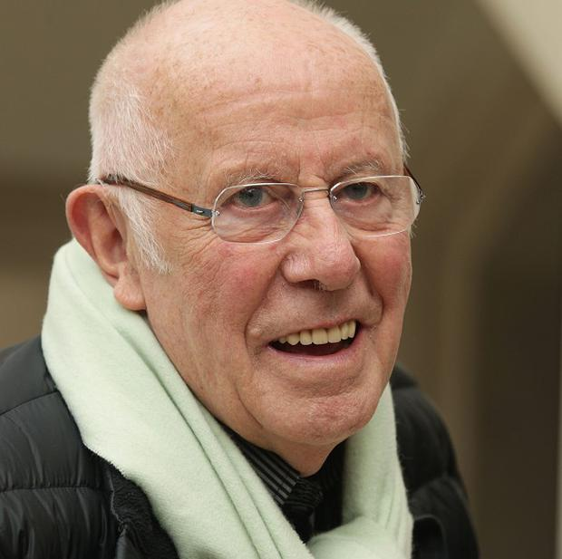 Richard Wilson said he was delighted with his award at the Scottish Baftas