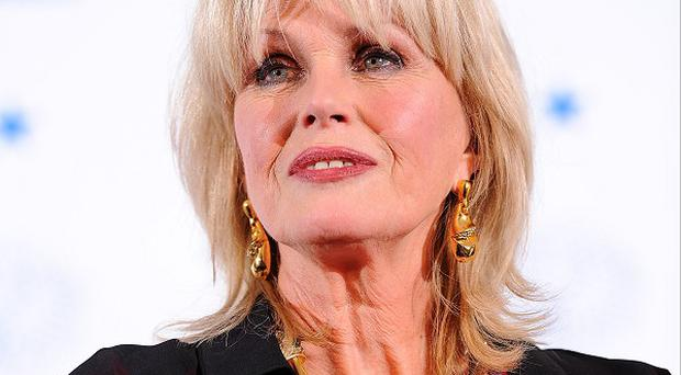Joanna Lumley has been making a documentary with Will.i.am