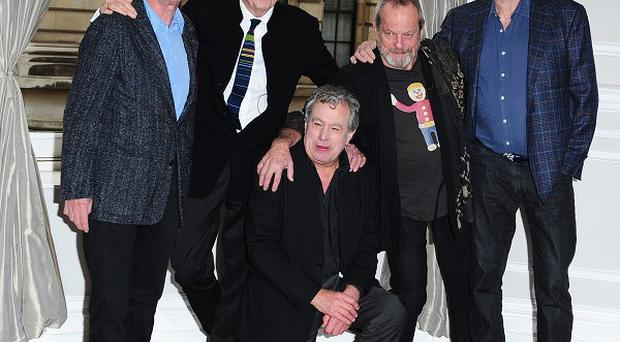 Monty Python are reuniting