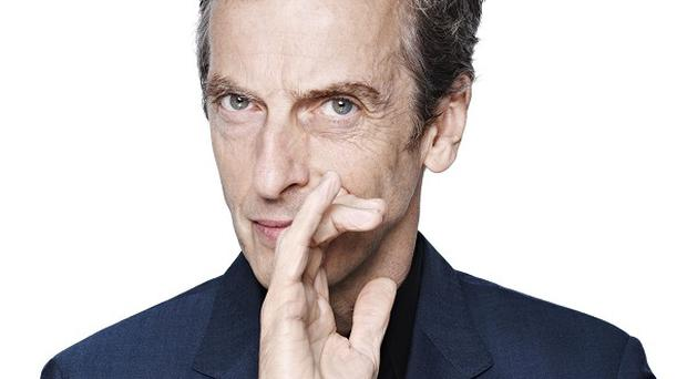 Peter Capaldi is to be the next Doctor