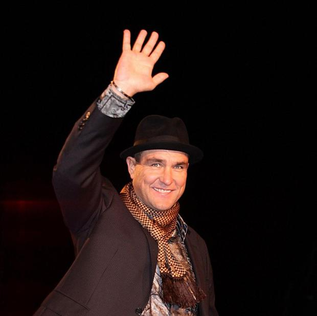 Vinnie Jones is battling skin cancer