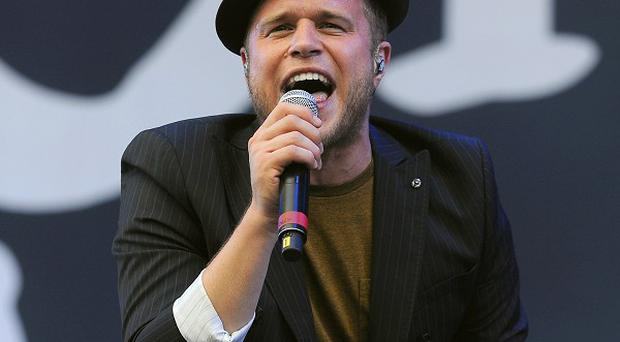 Olly Murs has opened up about his relationship