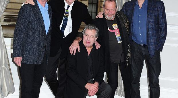 Michael Palin, Eric Idle, Terry Jones, Terry Gilliam and John Cleese will return for extra Monty Python shows