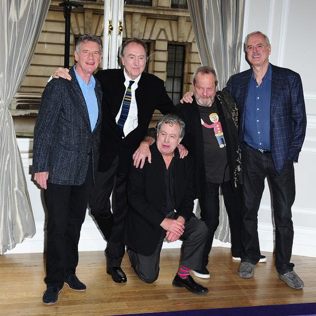Monty Python's comeback shows have sold out in under a day