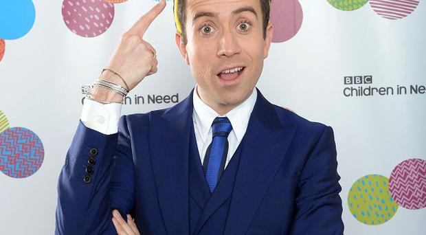 Nick Grimshaw is hoping for a clean sweep of the soaps