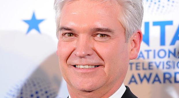 Phillip Schofield hosts The Cube