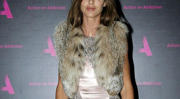 Trinny Woodall used to be addicted to alcohol and cocaine