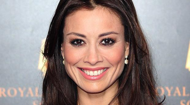 Melanie Sykes and Jack Cockings were married in May