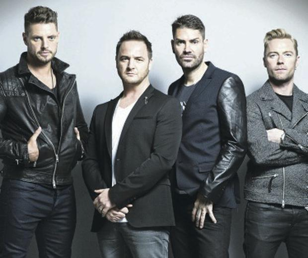 Boyzone have announced that they will play the west Belfast Festival this summer