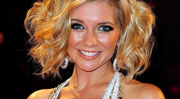 Rachel Riley has left her husband just over a year after they married