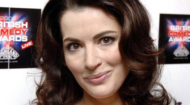 Nigella Lawson's former husband Charles Saatchi sent her an email referring to drugs allegations made against her