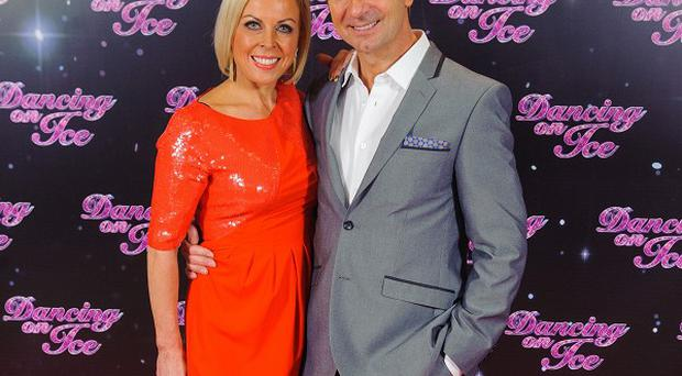 Jayne Torvill and Christopher Dean say the Dancing On Ice finale will be very competitive