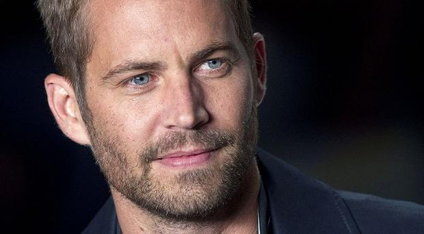 Paul Walker died in a crash north of Los Angeles (AP)