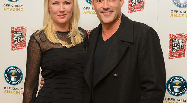 Stella English and Toby Anstis are no longer an item