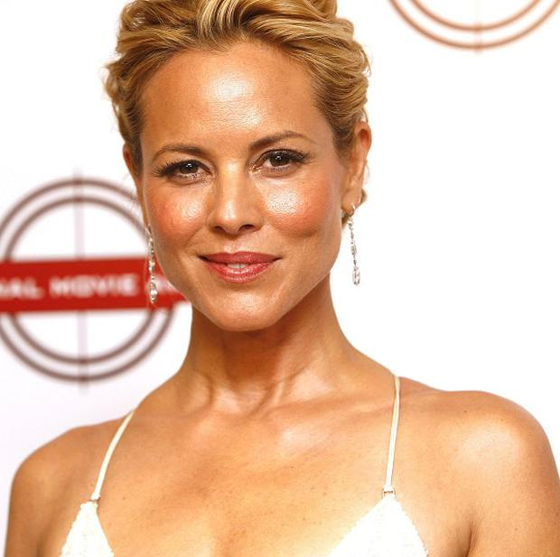 Maria Bello is dating a woman named Clare
