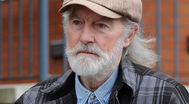 Roy Harper faces trial next year