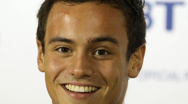 Tom Daley is reported to be in a relationship with Hollywood screenwriter Dustin Lance Black, 39