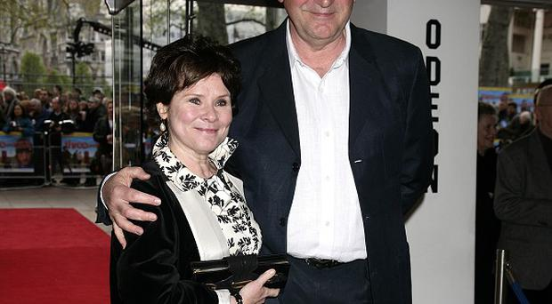 Imelda Staunton is married to Downton Abbey's Jim Carter
