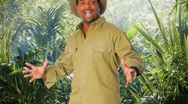 Alfonso Ribeiro said he was glad to be voted out of the jungle