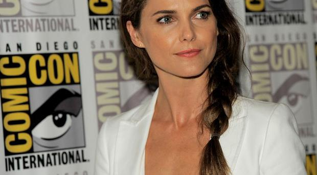 Keri Russell and her husband have separated