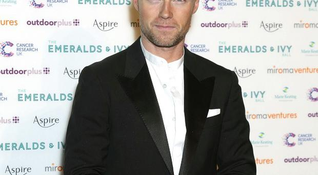 Ronan Keating has said he would like to be a judge on The X Factor