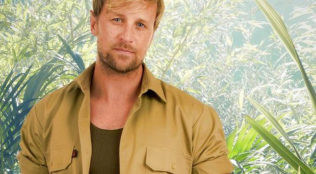 Kian Egan is one of the contestants in the I'm A Celebrity...Get Me Out Of Here! final