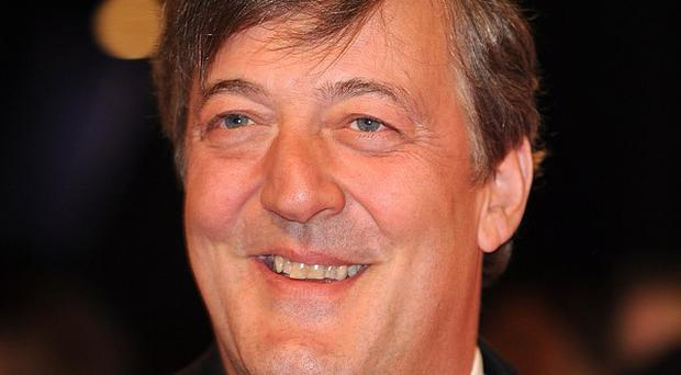 A poll named Stephen Fry as the ideal travelling companion